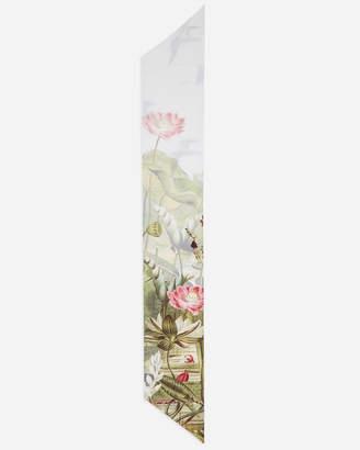 Ted Baker LALIIA Wonderland skinny scarf