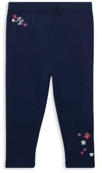 Ralph Lauren Girl's Jersey Cotton Leggings