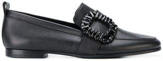 Kennel + Schmenger Kennel&Schmenger embellished buckle loafers