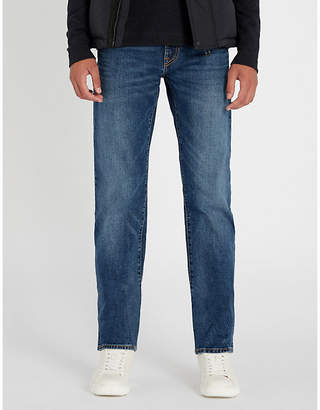 BOSS Leisure regular-fit straight-leg jeans