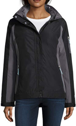 Free Country Hooded Water Resistant 3-In-1 System Jacket-Tall