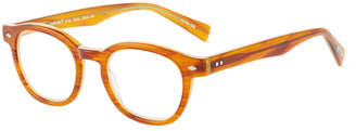 Eyebobs Bitty Witty Square Acetate Reading Glasses