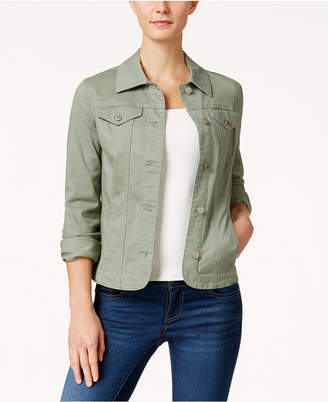 Charter Club Denim Jacket, Created for Macy's