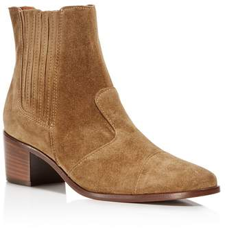 Charles David Holland Suede Booties