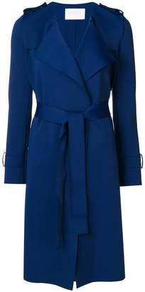 Harris Wharf London casual belted coat