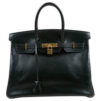 Hermes Birkin 30 leather handbag