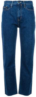 Calvin Klein Jeans high-waisted jeans