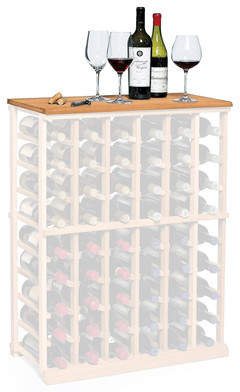 Wine Enthusiast Companies N'Finity Tabletop Wine Rack