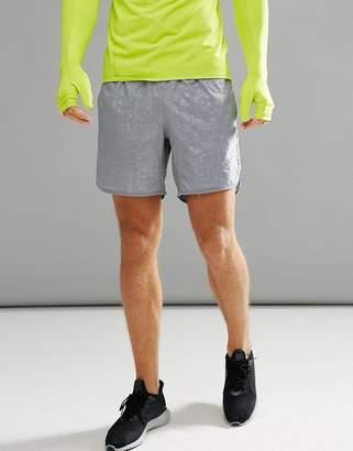 adidas TKO Shorts In Gray CD9265