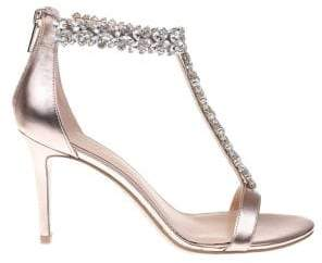 Badgley Mischka Jana Ankle Strap Sandals