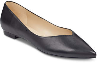 Marc Fisher Analia Pointed-Toe Flats Women Shoes