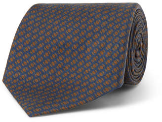 Loro Piana 7cm Silk-Jacquard Tie