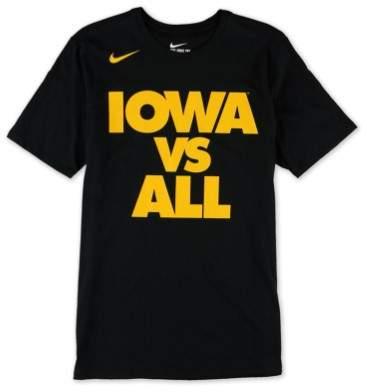 Nike Mens Iowa VS All Graphic T-Shirt black M
