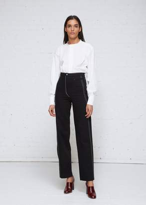 Lemaire High Waisted Pants
