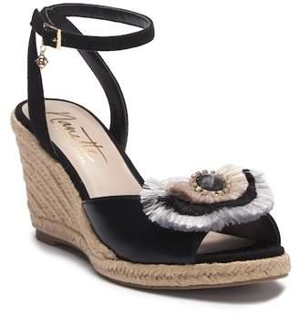 Nanette Lepore NANETTE Queen Wedge Sandal