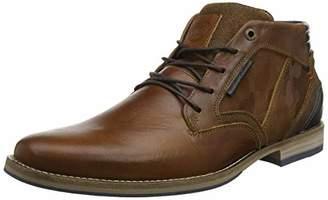 Dune Men's Cammo Chukka Boots,(40 EU)