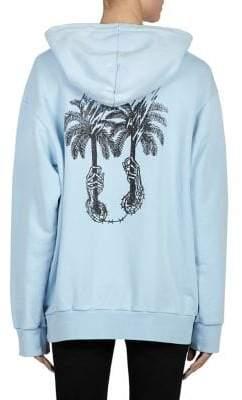 Palm Angels Palms Capture Hoodie
