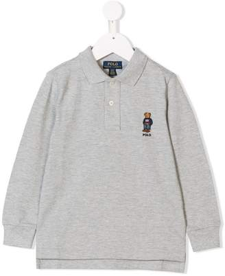 Ralph Lauren embroidered teddy bear polo shirt