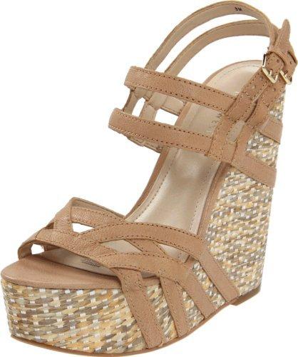 Nine West Women's Bardough Wedge Sandal