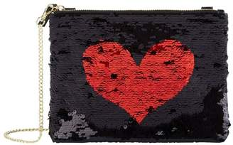 Harrods Exmoor Embellished Clutch Bag