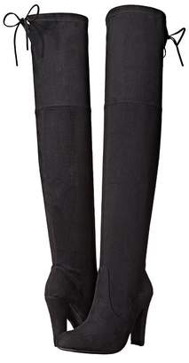 Steve Madden Gorgeous Knee Boot Women's Dress Pull-on Boots