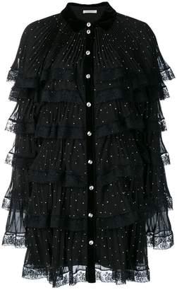 Philosophy di Lorenzo Serafini frilled dress