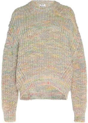 Acne Studios Zora Chunky-Knit Sweater