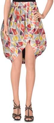 Couture IO Knee length skirts
