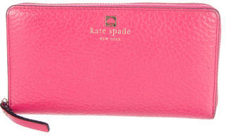 Kate Spade Kate Spade New York Leather Zip Wallet