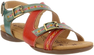 Spring Step L'Artiste by Leather Sandals - Lilliana