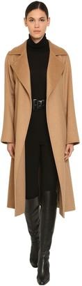 Max Mara Manuela Camel Long Coat