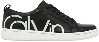 20mm Danya Leather Sneakers $142 thestylecure.com