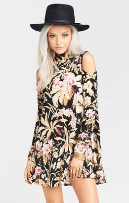 Show Me Your Mumu Brady Tunic ~ Botanical Beauty Spandy