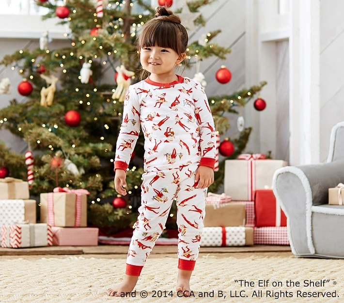 The Elf on the Shelf(R) Pajamas Size 2T 4