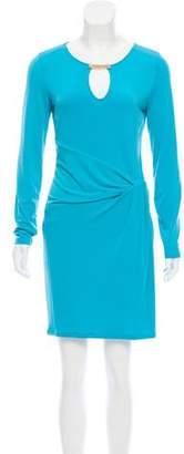 MICHAEL Michael Kors Long Sleeve Knit Dress