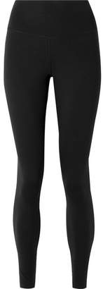 Nike Power Legendary Dri-fit Stretch Leggings - Black