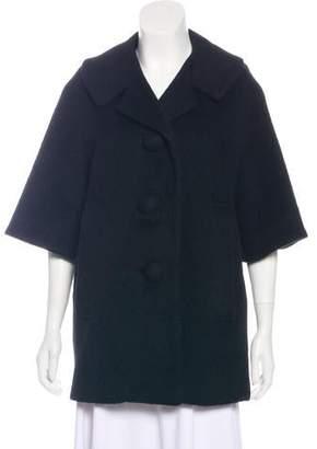 Smythe Short Sleeve Short Coat