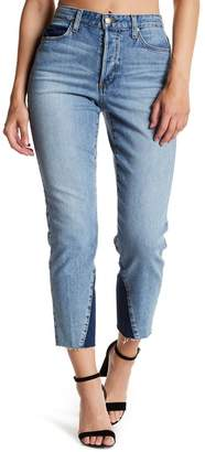 Joe's Jeans The Debbie High Rise Straight Crop Jeans