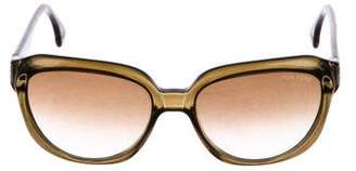 Tom Ford Chase Gradient Sunglasses