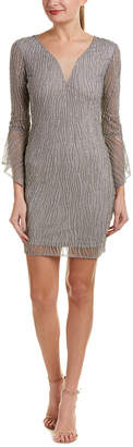 Parker Black Sheath Dress