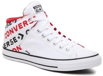 Converse Chuck Taylor All Star Hi Street Word High-Top Sneaker - Men's