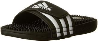 adidas Boys' adissage Slides, /Footwear White/, Little Kid