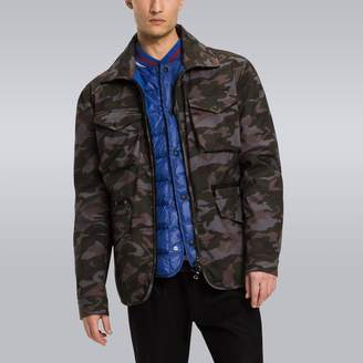 Tommy Hilfiger Camo Down Field Jacket