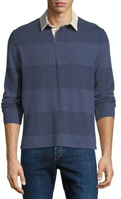 Ralph Lauren Men's Rugby Striped Cashmere Sweater
