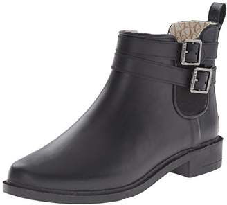 Chooka Women's Fashion Rain Bootie