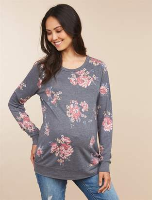 Motherhood Maternity Super Soft Maternity Sweatshirt