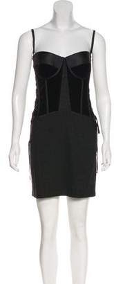 Bottega Veneta Knit Mini Dress