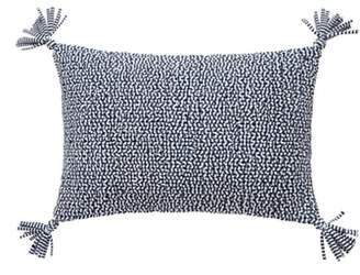 Splendid HOME DECOR Stripe Tassel Accent Pillow