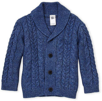 Osh Kosh B'gosh (Infant Boys) Shawl Collar Sweater Cardigan