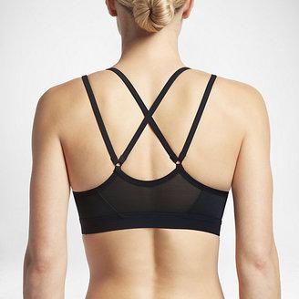 Nike Pro Indy Women's Light Support Sports Bra $40 thestylecure.com
